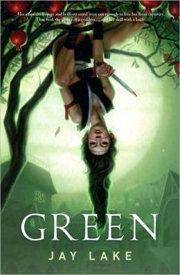 Green (Green Universe Series #1)