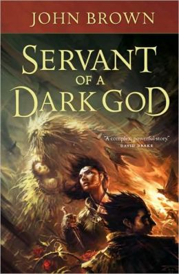 Servant of a Dark God (Dark God Series #1)