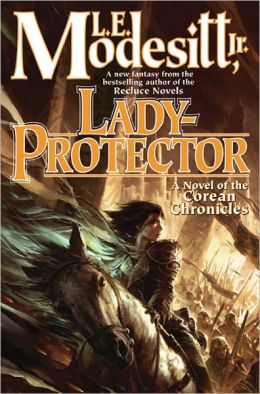 Lady-Protector (Corean Chronicles Series #8)