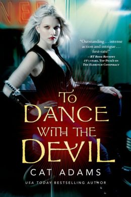 To Dance with the Devil (Blood Singer Series #6)