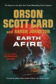 Book Cover Image. Title: Earth Afire, Author: Orson Scott Card