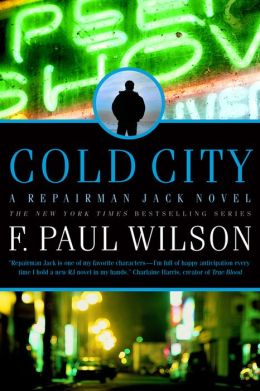 Cold City (Repairman Jack: The Early Years Trilogy #1)