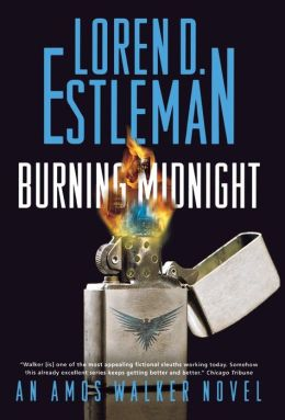 Burning Midnight (Amos Walker Series #22)