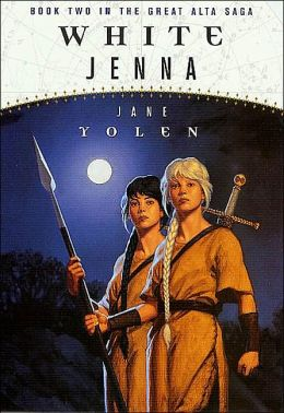 White Jenna (Great Alta Saga Series #2)