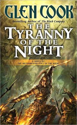 The Tyranny of the Night (Instrumentalities of the Night Series #1)