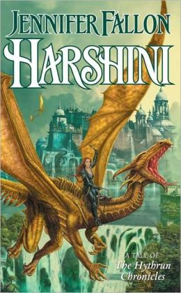Harshini: Book Three of the Demon Child Trilogy (Hythrun Chronicles Series #3)