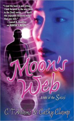 Moon's Web (Tales of the Sazi Series #2)