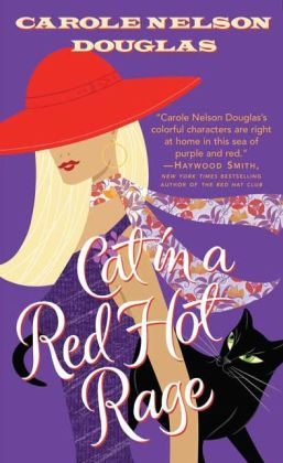 Cat in a Red Hot Rage (Midnight Louie Series #19)