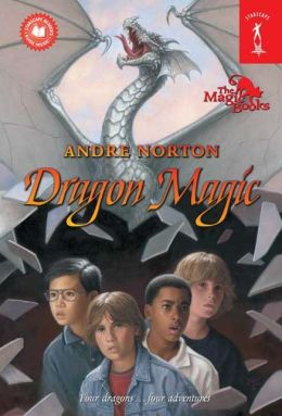 Dragon Magic (Magic Books Series #4)