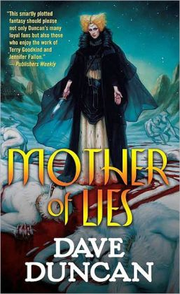Mother of Lies (Dodec Series #2)