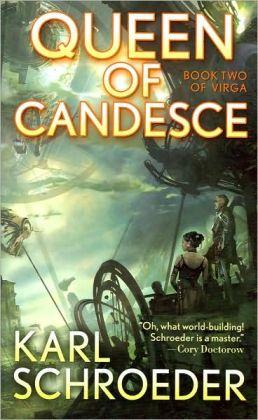 Queen of Candesce (Virga Series)
