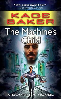 The Machine's Child (The Company Series #7)
