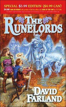 The Runelords: The Sum of All Men (Runelords Series #1)