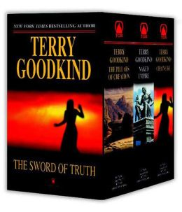 The Sword of Truth Boxed Set III (Books 7-9): The Pillars of Creation/Naked Empire/Chainfire