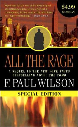 All the Rage (Repairman Jack Series #4)