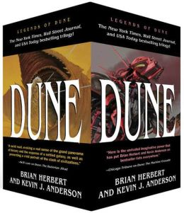 Dune: Legends of Dune Boxed Set #1