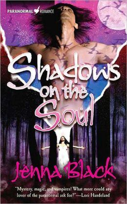 Shadows on the Soul (Guardians of the Night Series #3)