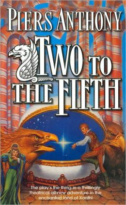 Two to the Fifth (Magic of Xanth Series #32)