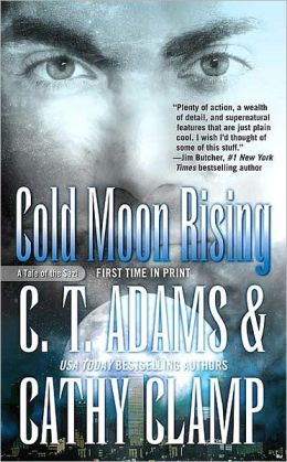 Cold Moon Rising (Tales of the Sazi Series #7)
