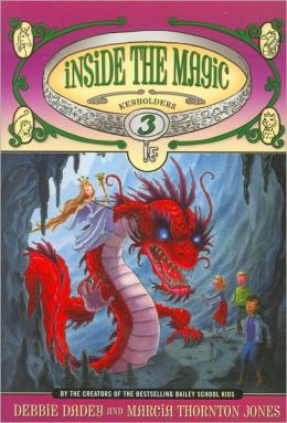Inside the Magic (Keyholders Series #3)