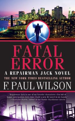 Fatal Error (Repairman Jack Series #14)