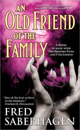 An Old Friend of the Family (Dracula Series #3)