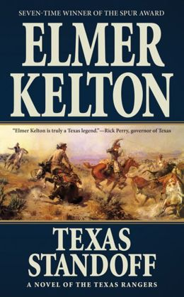 Texas Standoff: A Novel of the Texas Rangers