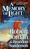 Book Cover Image. Title: A Memory of Light (Wheel of Time Series #14), Author: Robert Jordan