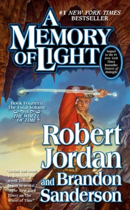 A Memory of Light (Wheel of Time Series #14)