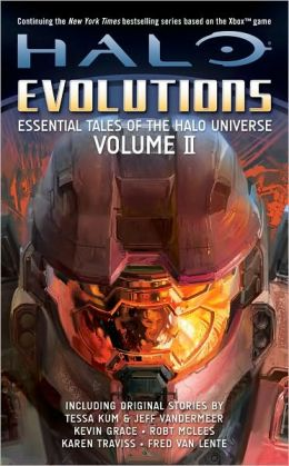 Halo: Evolutions: Essential Tales of the Halo Universe, Volume II