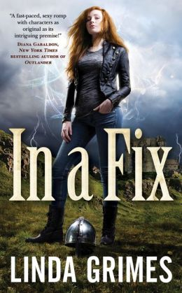 In a Fix (Ciel Halligan Series #1)