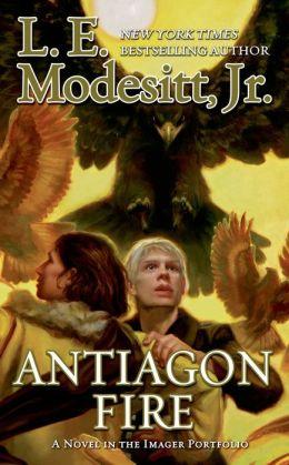 Antiagon Fire (Imager Portfolio Series #7)
