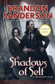 Book Cover Image. Title: Shadows of Self (Signed Book), Author: Brandon Sanderson