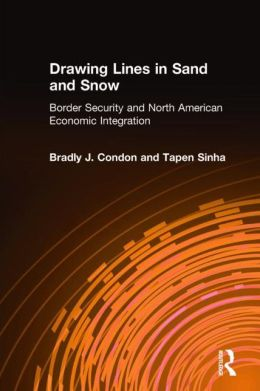 Drawing Lines in Sand and Snow