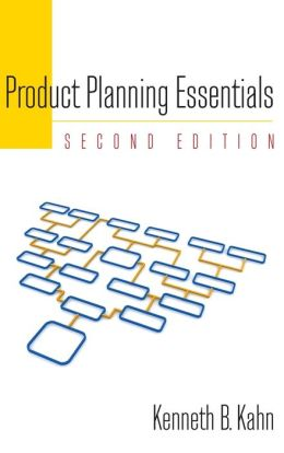 Product Planning Essentials, 2nd ed