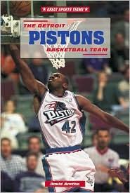Detroit Pistons Basketball Team