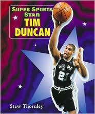 Super Sports Star Tim Duncan