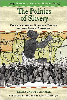 The Politics of Slavery: Fiery National Debates Fueled by the Slave Economy