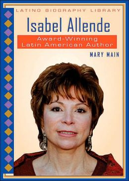 Isabel Allende: Award-Winning Latin American Author