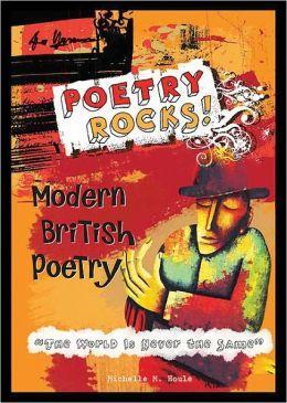 Modern British Poetry: