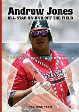 Andruw Jones: All-Star on and off the Field