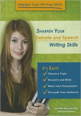 Sharpen Your Debate and Speech Writing Skills