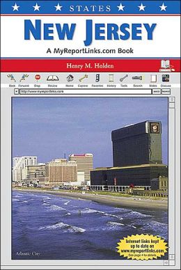 New Jersey: A Myreportlinks. COM Book