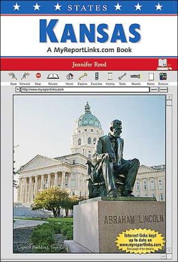Kansas: A Myreportlinks. COM Book