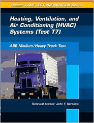 ASE Test Prep Series: Medium/Heavy Duty Truck (T7)/ Heating, Ventilation and Air Conditioning