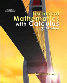 Technical Mathematics with Calculus, 3E