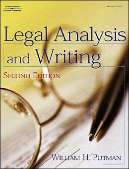 Legal Analysis and Writing, 2E