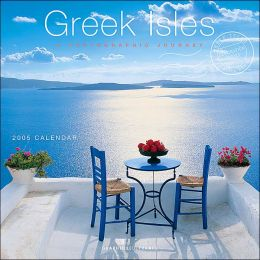 2005 Greek Isles Wall Calendar