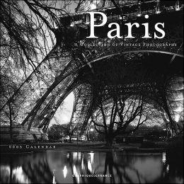 2005 Paris Wall Calendar