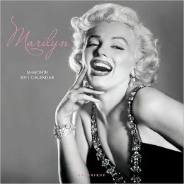 2011 Marilyn Monroe Wall Calendar